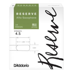 Is D'Addario Woodwinds Reserve Alto Sax 4,5 the right music gear for you? Find out!