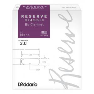 Is D'Addario Woodwinds Reserve Clarinet Classic 3,0 the right music gear for you? Find out!