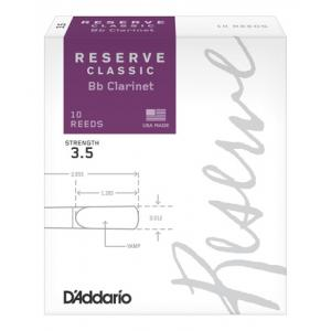 Is D'Addario Woodwinds Reserve Clarinet Classic 3,5 the right music gear for you? Find out!