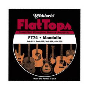 "Take the ""IS IT GOOD FOR ME"" test for ""Daddario FT74 Mandoline Strings"", read the reviews and join the community!"