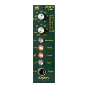 """Take the """"IS IT GOOD FOR ME"""" test for """"Daking Mic Pre 500"""", read the reviews and join the community!"""