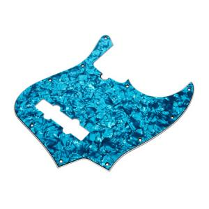 """Take the """"IS IT GOOD FOR ME"""" test for """"dAndrea J-Style Pickguard Aqua Pearl"""", read the reviews and join the community!"""