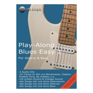 Is db loops Play Along Blues Easy Vol.1 a good match for you?