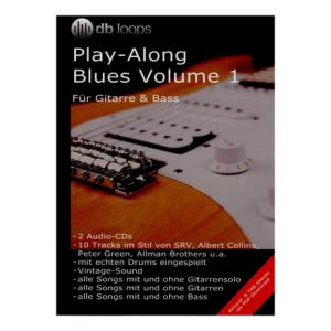Is db loops Play Along Blues Vol.1 a good match for you?