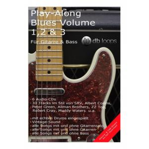 Is db loops Play Along Blues Vol. 1,2 & 3 a good match for you?