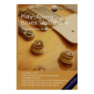 Is db loops Play Along Blues Vol.4 a good match for you?
