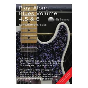 Is db loops Play Along Blues Vol.4, 5 & 6 a good match for you?