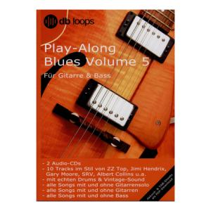 Is db loops Play Along Blues Vol.5 a good match for you?
