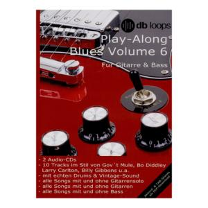Is db loops Play Along Blues Vol.6 a good match for you?