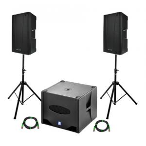Is dB Technologies B-Hype 10 / 1x 808  Bundle a good match for you?