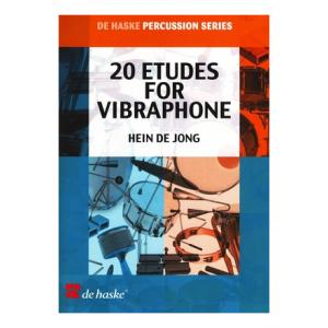 "Take the ""IS IT GOOD FOR ME"" test for ""De Haske 20 Etudes For Vibraphone"", read the reviews and join the community!"