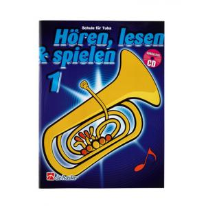 """Take the """"IS IT GOOD FOR ME"""" test for """"De Haske Hören Lesen Schule 1 (Tuba)"""", read the reviews and join the community!"""