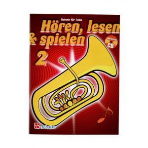 """Take the """"IS IT GOOD FOR ME"""" test for """"De Haske Hören Lesen Schule 2 Tuba"""", read the reviews and join the community!"""