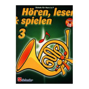 """Take the """"IS IT GOOD FOR ME"""" test for """"De Haske Hören Lesen Schule 3 (Horn)"""", read the reviews and join the community!"""