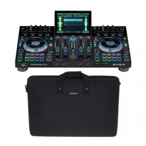 Is Denon DJ Prime 4 CTRL Case Bundle a good match for you?