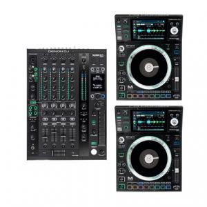 Is Denon DJ SC5000M Prime Bundle a good match for you?