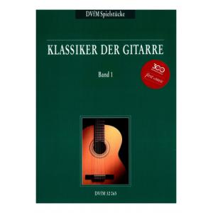 "Take the ""IS IT GOOD FOR ME"" test for ""Deutscher Verlag für Musik Klassiker der Gitarre Vol.1"", read the reviews and join the community!"