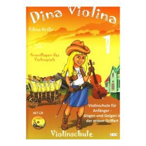 Is Dina Music Dina Violina Grundlagen Vol.1 a good match for you?