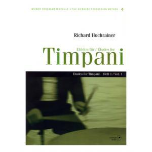 Is Doblinger Musikverlag Etudes for Timpani Vol.1 a good match for you?