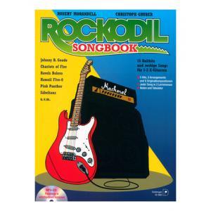 Is Doblinger Musikverlag Rockodil Songbook a good match for you?