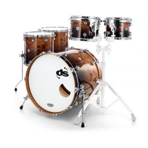Is DS Drums Rebel Hy.Maple Exotic Elm Burl a good match for you?