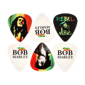 Is Dunlop Bob Marley Rasta Pick Set H a good match for you?