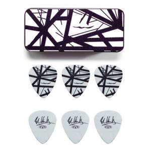 Is Dunlop EVH White/Black Stripes Tin 6 a good match for you?