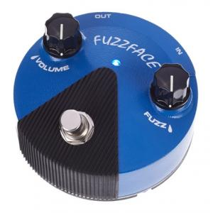 Is Dunlop Silicon Fuzz Face Mini Blue a good match for you?