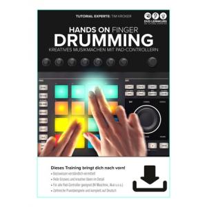 Is DVD Lernkurs Hands On Finger Drumming a good match for you?