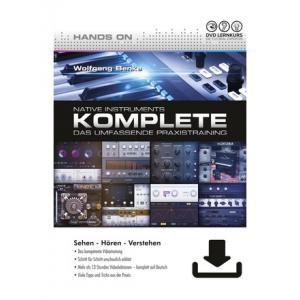 Is DVD Lernkurs Hands on NI Komplete a good match for you?