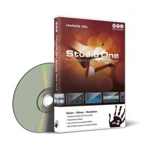 Is DVD Lernkurs Hands on Studio One Vol.2 a good match for you?