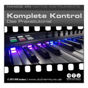 Is DVD Lernkurs Komplete Kontrol Tutorial DVD a good match for you?