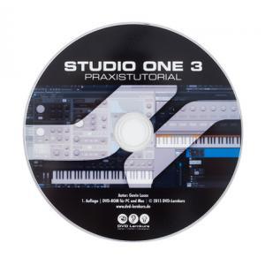 Is DVD Lernkurs Studio One 3 Praxistutorial a good match for you?