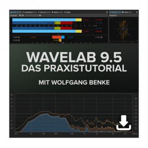 Is DVD Lernkurs Wavelab 9.5 Praxistutorial a good match for you?
