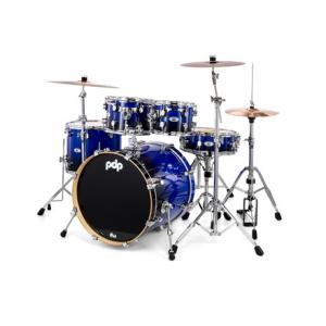 Is DW PDP M5 20' Bundle Blue Fade a good match for you?