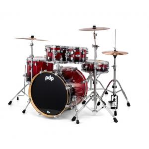 Is DW PDP M5 22' Bundle Cherry a good match for you?