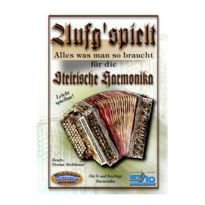 """Take the """"IS IT GOOD FOR ME"""" test for """"Echo Musikverlag Aufg'spielt"""", read the reviews and join the community!"""