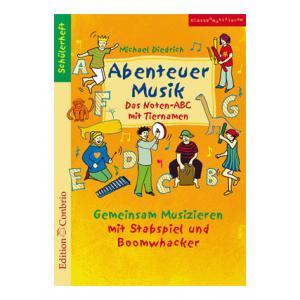 Is Edition Conbrio Abenteuer Musik Schülerheft a good match for you?