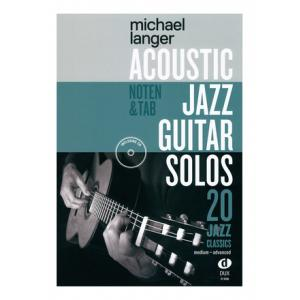 Is Edition Dux Acoustic Jazz Guitar Solos a good match for you?