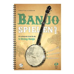 """Take the """"IS IT GOOD FOR ME"""" test for """"Edition Dux Banjo spielen!"""", read the reviews and join the community!"""