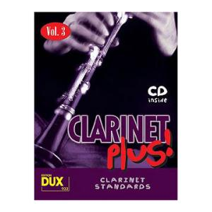 Is Edition Dux Clarinet Plus Vol. 3 a good match for you?