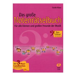 """Take the """"IS IT GOOD FOR ME"""" test for """"Edition Dux Das große Notenrätselbuch"""", read the reviews and join the community!"""
