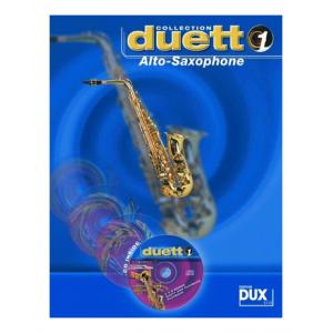Is Edition Dux Duet Collection Vol.1 A-Sax a good match for you?