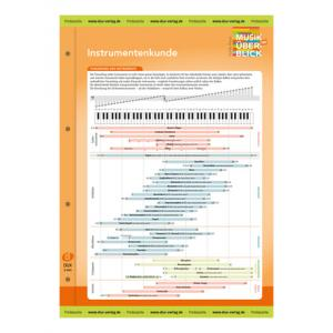 Is Edition Dux Instrumentenkunde Überblick a good match for you?