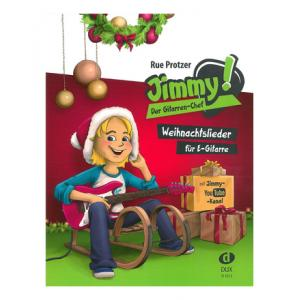 Is Edition Dux Jimmy! Weihnachtslieder a good match for you?