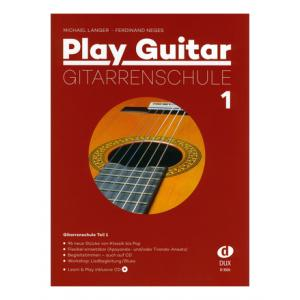 Is Edition Dux Play Guitar Vol.1 a good match for you?