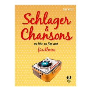 Is Edition Dux Schlager Chansons 50er Piano a good match for you?