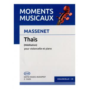 Is Edition Musica Budapest Massenet Méditation Cello a good match for you?