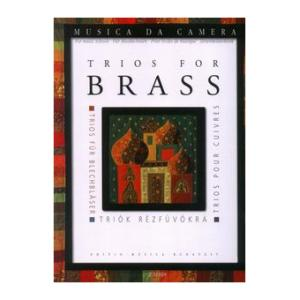 Is Edition Musica Budapest Trios for Brass a good match for you?
