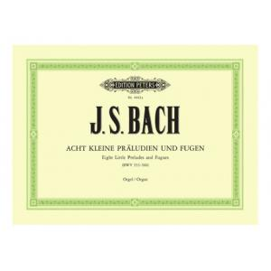 """Take the """"IS IT GOOD FOR ME"""" test for """"Edition Peters Bach 8 kleine Präludien Orgel"""", read the reviews and join the community!"""
